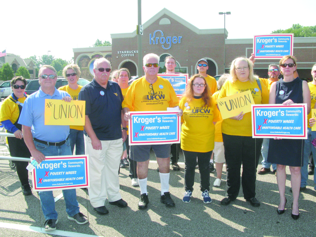 No agreement yet between Kroger and union workers | News, Sports