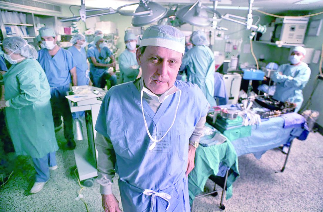 Dr Thomas Starzl S Story Told In New Film News Sports