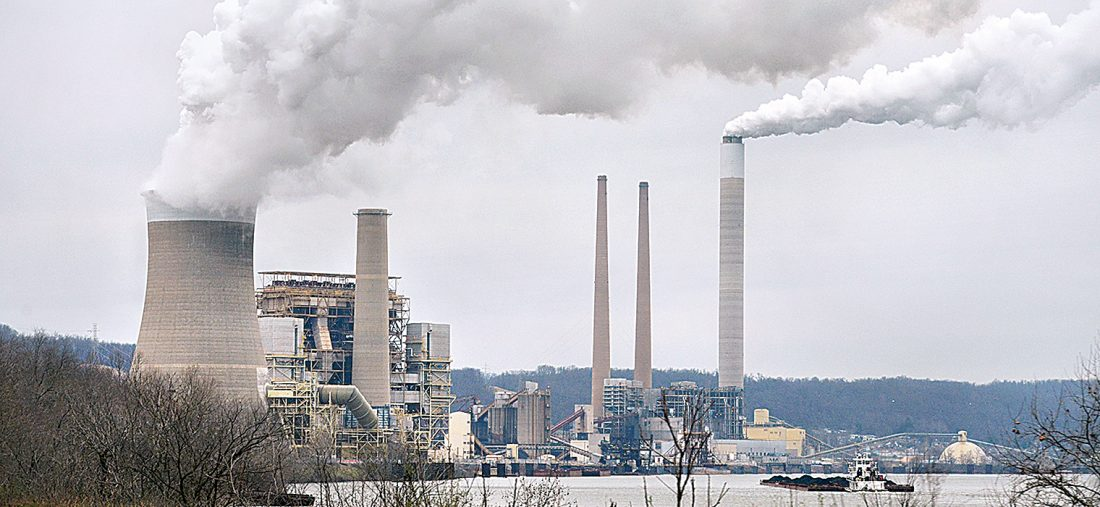 EPA gives coal plants reprieve | News, Sports, Jobs - The Herald Star
