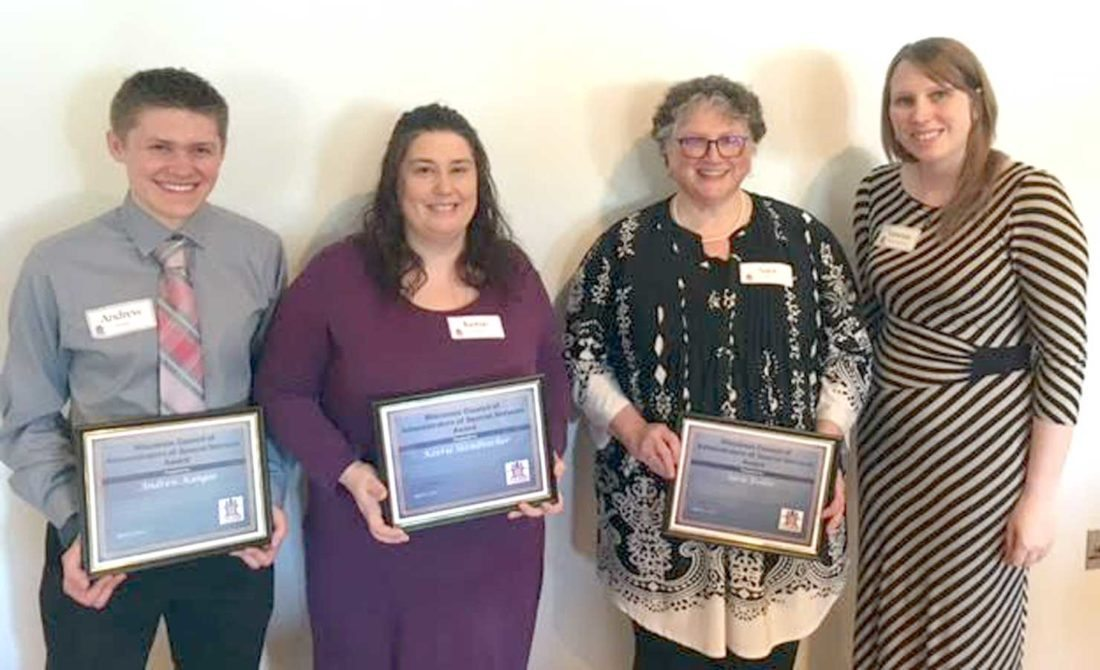 Florence school staff honored | News, Sports, Jobs - The ...