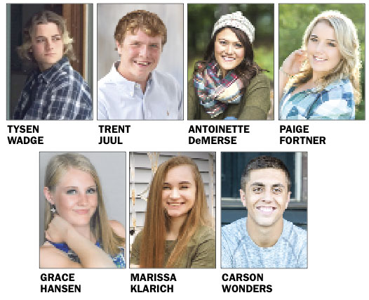IMHS names top seniors in class of 2017 | News, Sports, Jobs - The