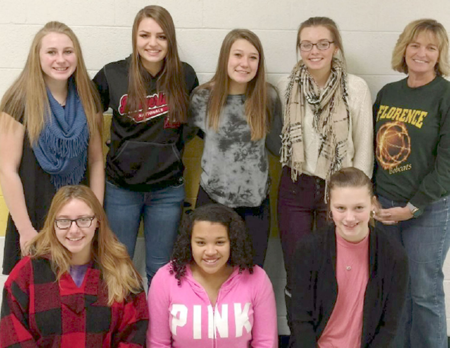 Florence High School students earn college computer ...