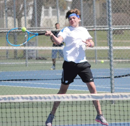 Holden Ross, a sophomore at West Iron County High School, won the United States Tennis Association's Northern Michigan District 16-year-old boys tennis title in Traverse City. Ross, 2018 UP Division 2 Player of the Year, qualified to play in the Midwest Level Closed Championships in Indianapolis on June 23. He competes this weekend in a team tournament at the University of Notre Dame in South Bend, Ind. Marquette's Alec Olivier qualified for the 18-year-old USTA tournament in Indianapolis.