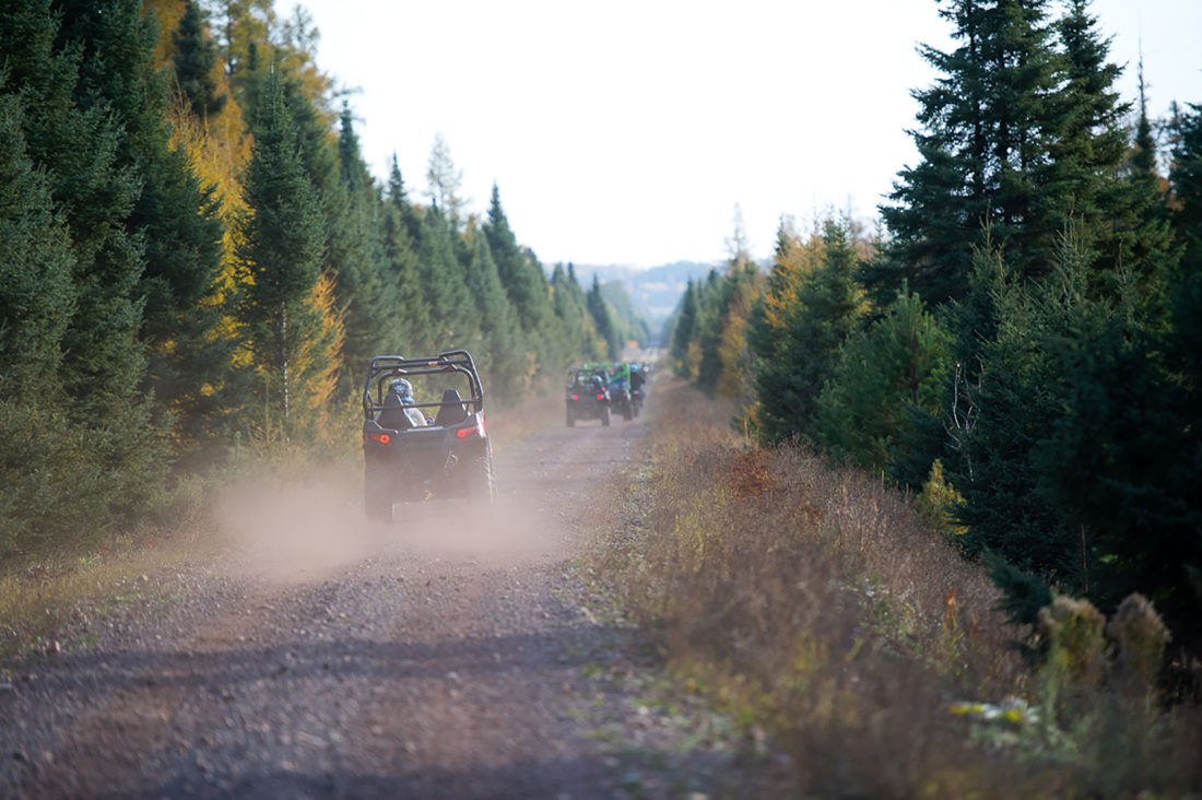 Through the woods: Michigan creates forest maps for ORV