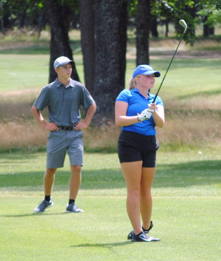 Esky's Johnson To Golf At NMU