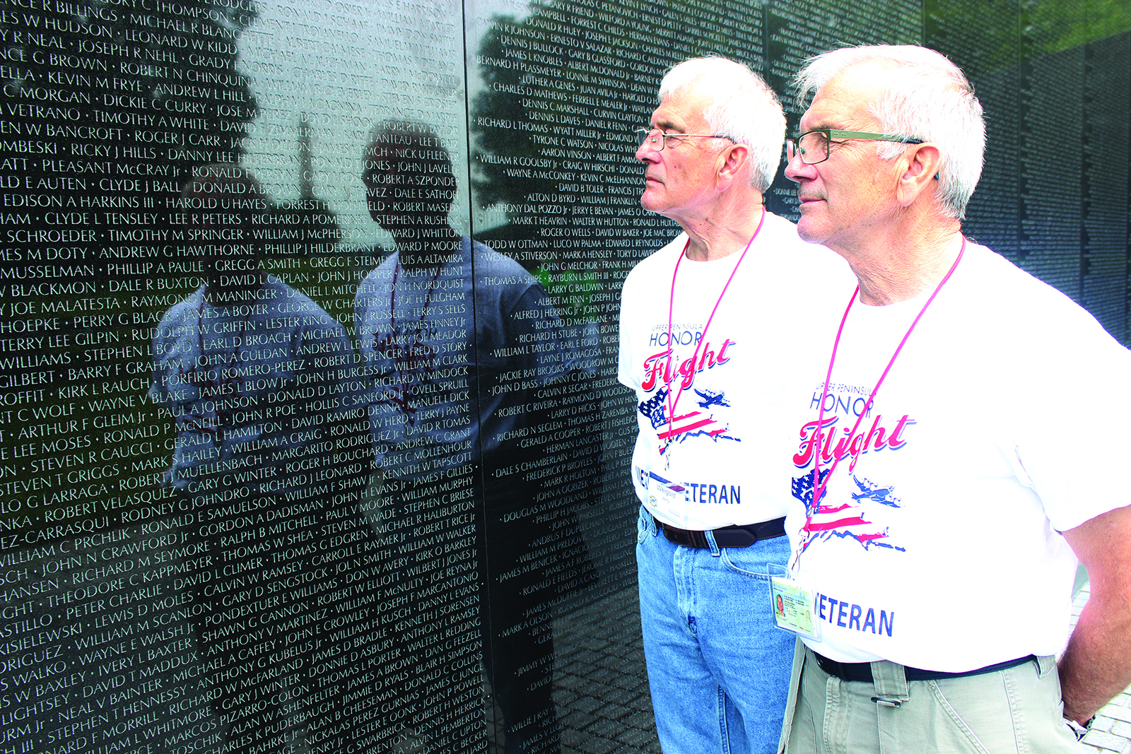 Vietnam Veterans Share Memories