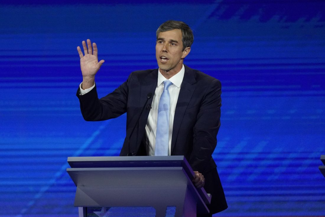 'Hell yes, we're going to take your AR-15,' O'Rourke says at Democratic debate