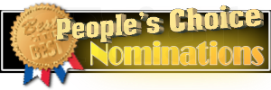 Peoples Choice Nominations