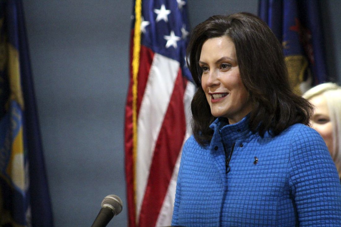 Governor Whitmer reopens some businesses in part of northern Michigan