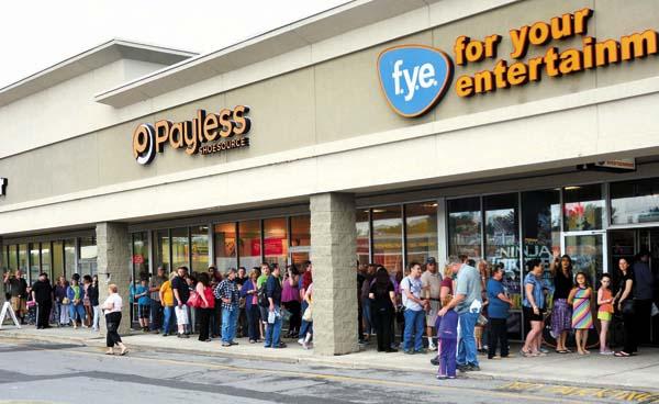fye store deals
