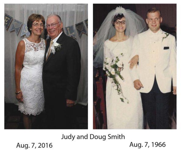 Judy and Doug Smith