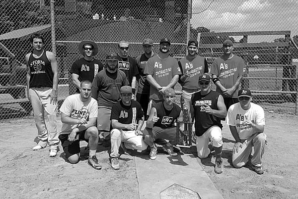 WEB Softball champs