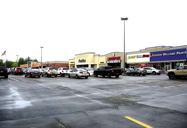 The Johnstown Mall on North Comrie Avenue in Johnstown on Tuesday. (The Leader-Herald/Bill Trojan)