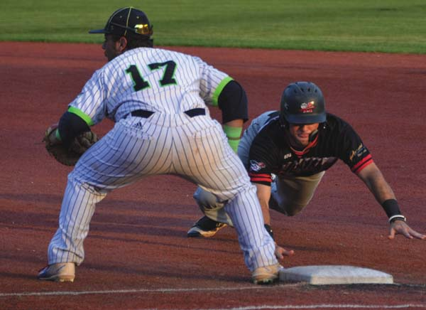 Mohawks edged by Jamestown in series opener | News, Sports, Jobs