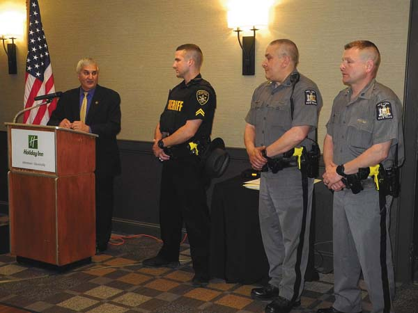 Several honored for service to others   News, Sports, Jobs