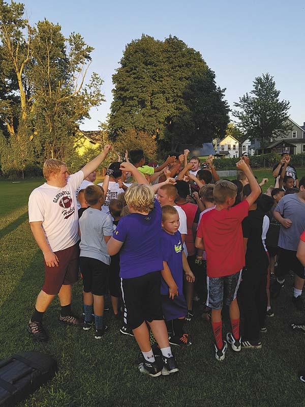FOOTBALL FUN | News, Sports, Jobs - Leader Herald