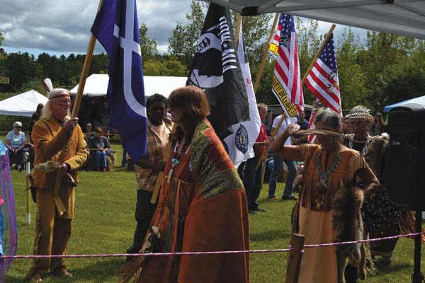 Spirit of the Wolf Festival helps preserve Native American