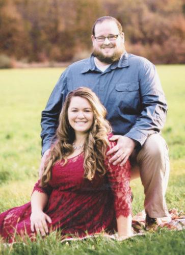 Brooke Stewart and Samuel Solt