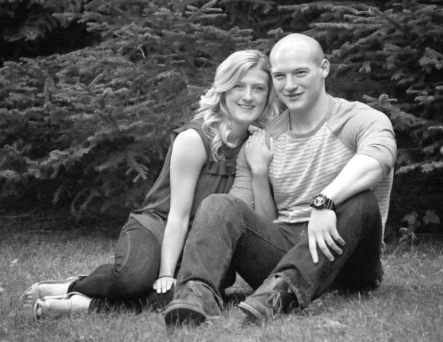 Madilyn N. Walters and Grant R. Harpster