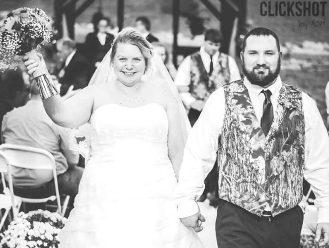 Mr. and Mrs. Seth Lewis
