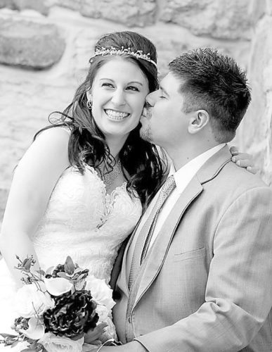 Mr. and Mrs. Tyler L. Hutchinson
