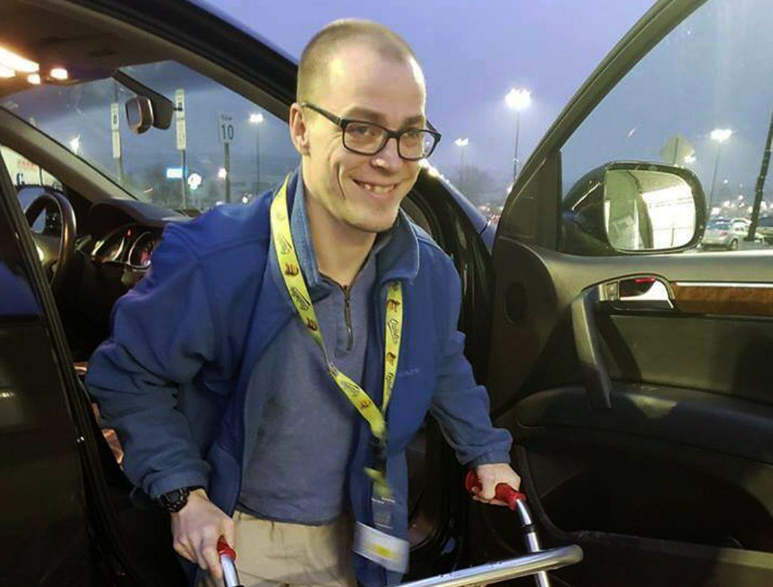 Customers angry disabled Walmart greeter may lose job | News