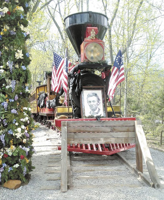Lincoln Funeral Train | News, Sports, Jobs - The Sentinel