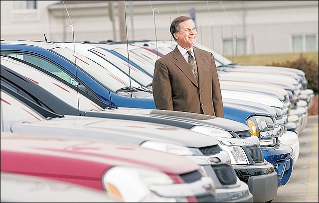 Crown Toyota Lawrence >> Businessman Looks To Expand To South Iowa Site Pursuing