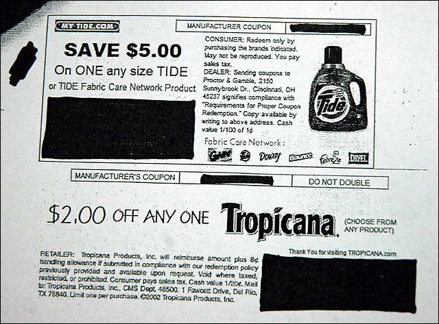 Police Warn About Fake Coupons News Sports Jobs Lawrence