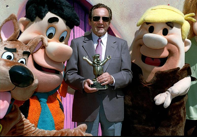 Cartoon co-creator Barbera dies | News, Sports, Jobs