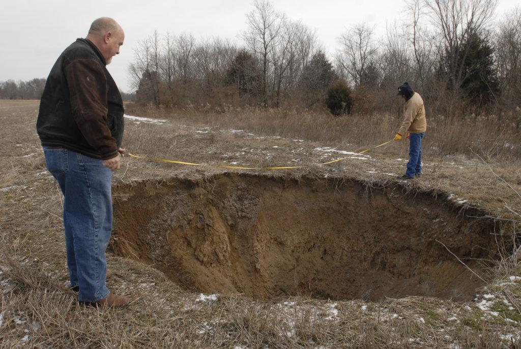 Mining's legacy: A scar on Kansas | News, Sports, Jobs