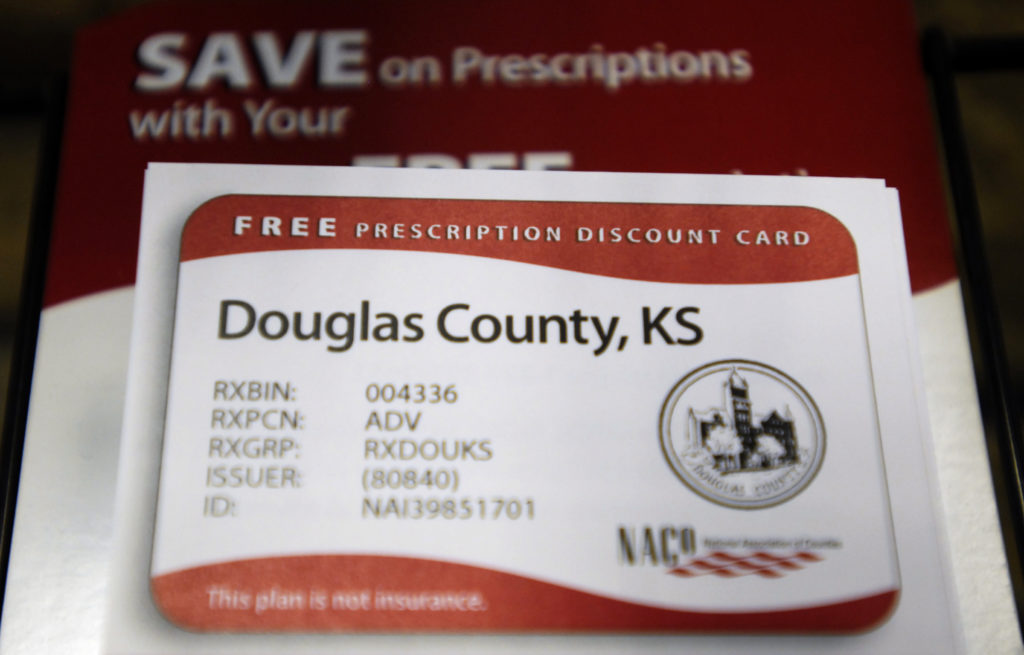 Prescription drugs discounted with free card | News, Sports