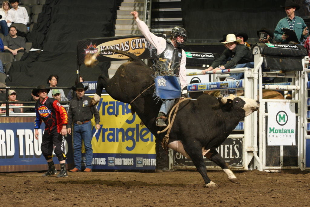 Ticket To Ride Mclouth Teen Makes Name In Bull Riding