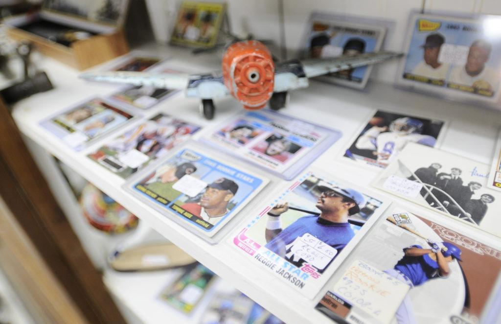 Baseball Card Collections Forgotten Art News Sports