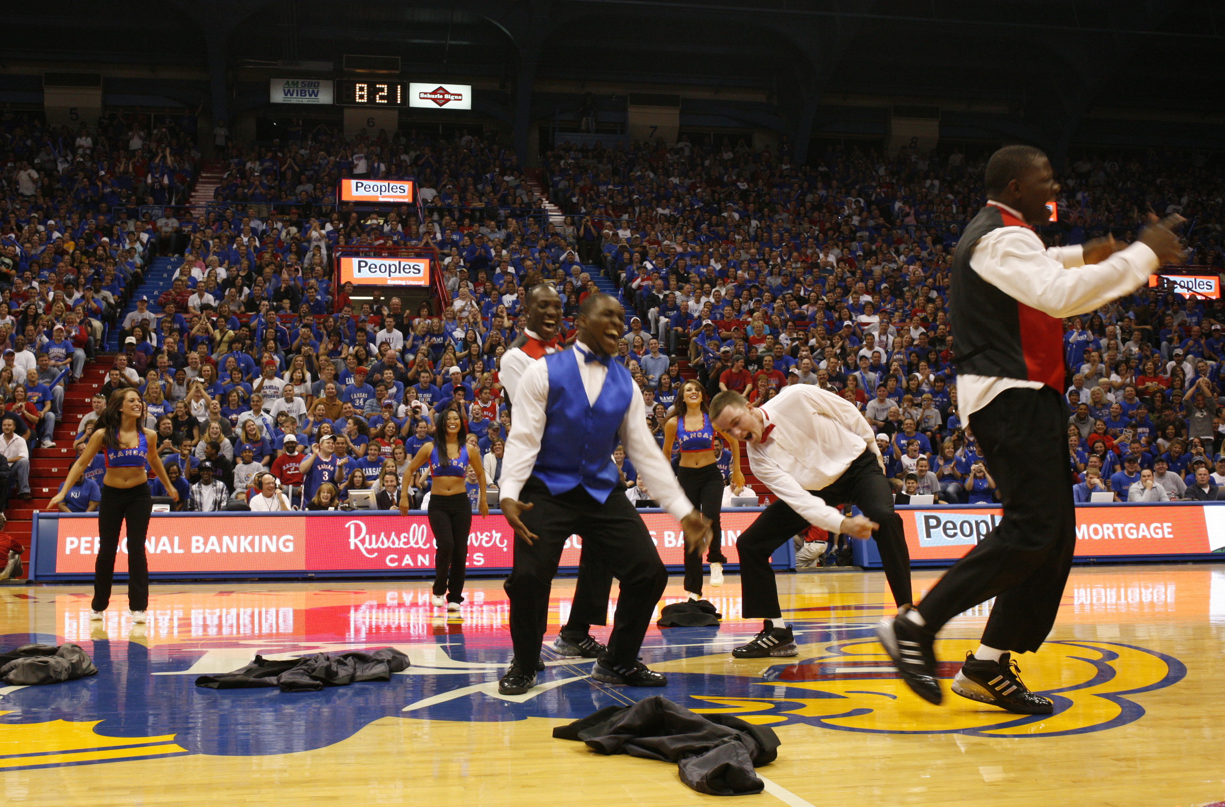 Uk Basketball: Late Night In The Phog To Be Featured On ESPNU