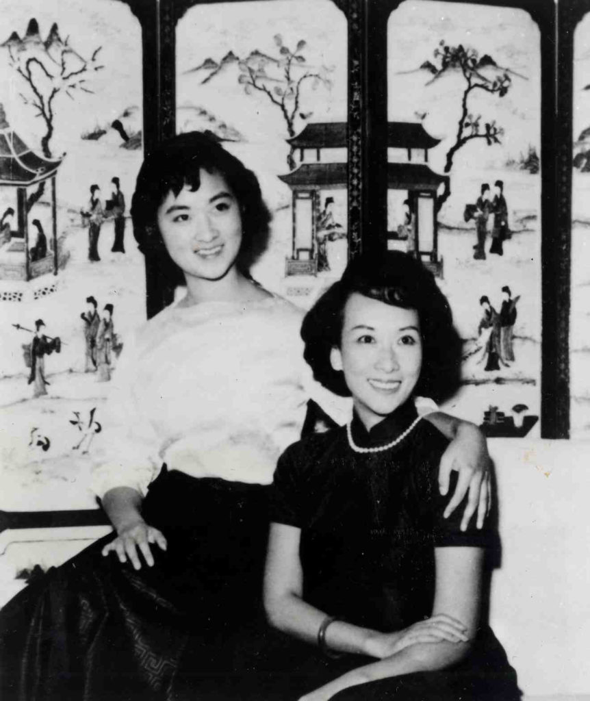 "Nien Cheng, who died last week at 94, left China and settled in Washington,  where she wrote ""Life and Death in Shanghai"" (1987), which in part told the  ..."