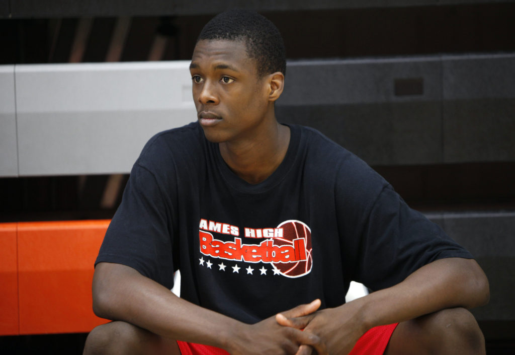Harrison Barnes Chooses North Carolina News Sports