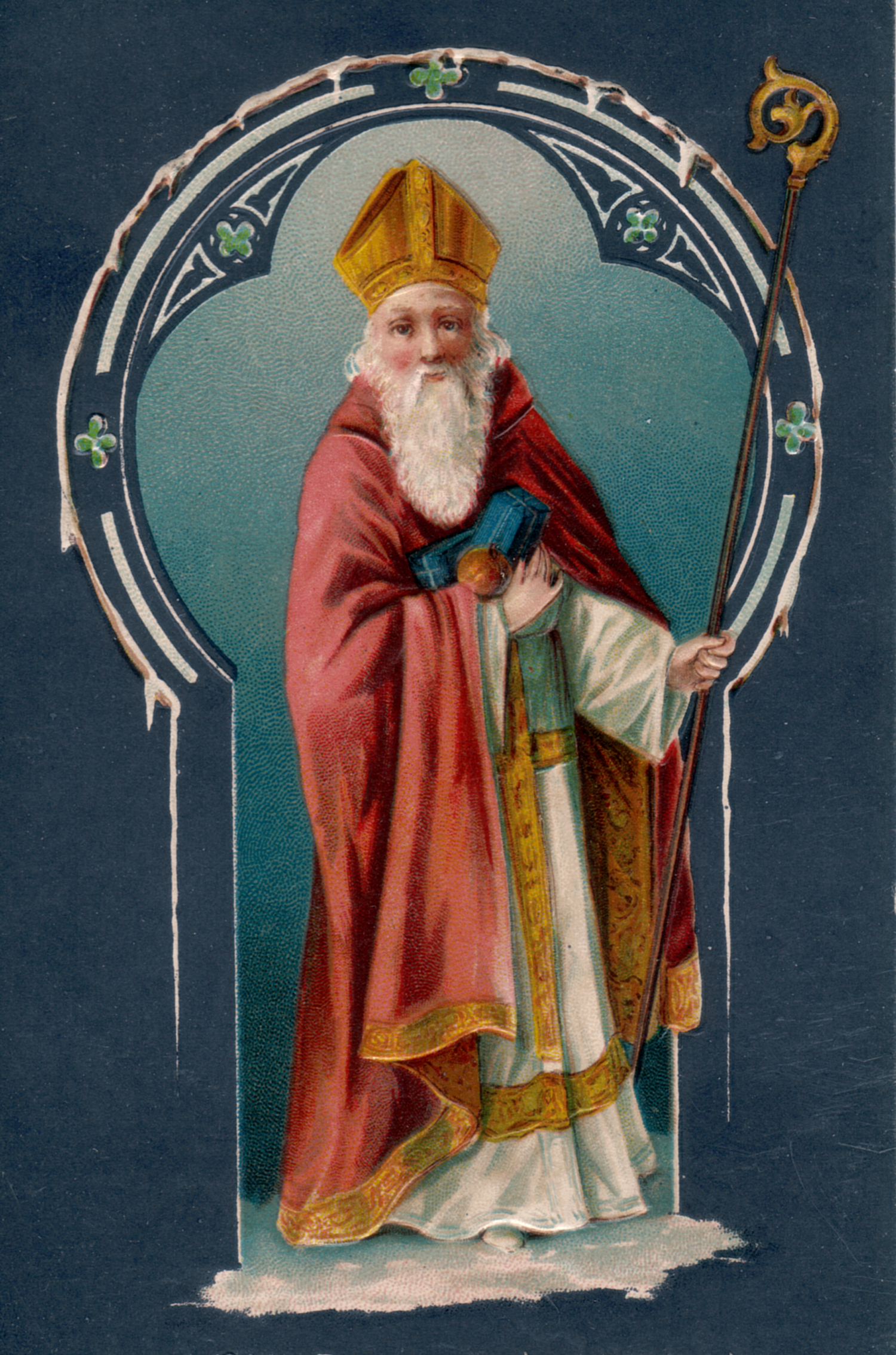 Would The Real St. Nicholas Please Stand Up?