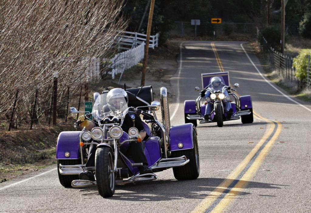 Aging bikers adding 3rd wheel | News, Sports, Jobs
