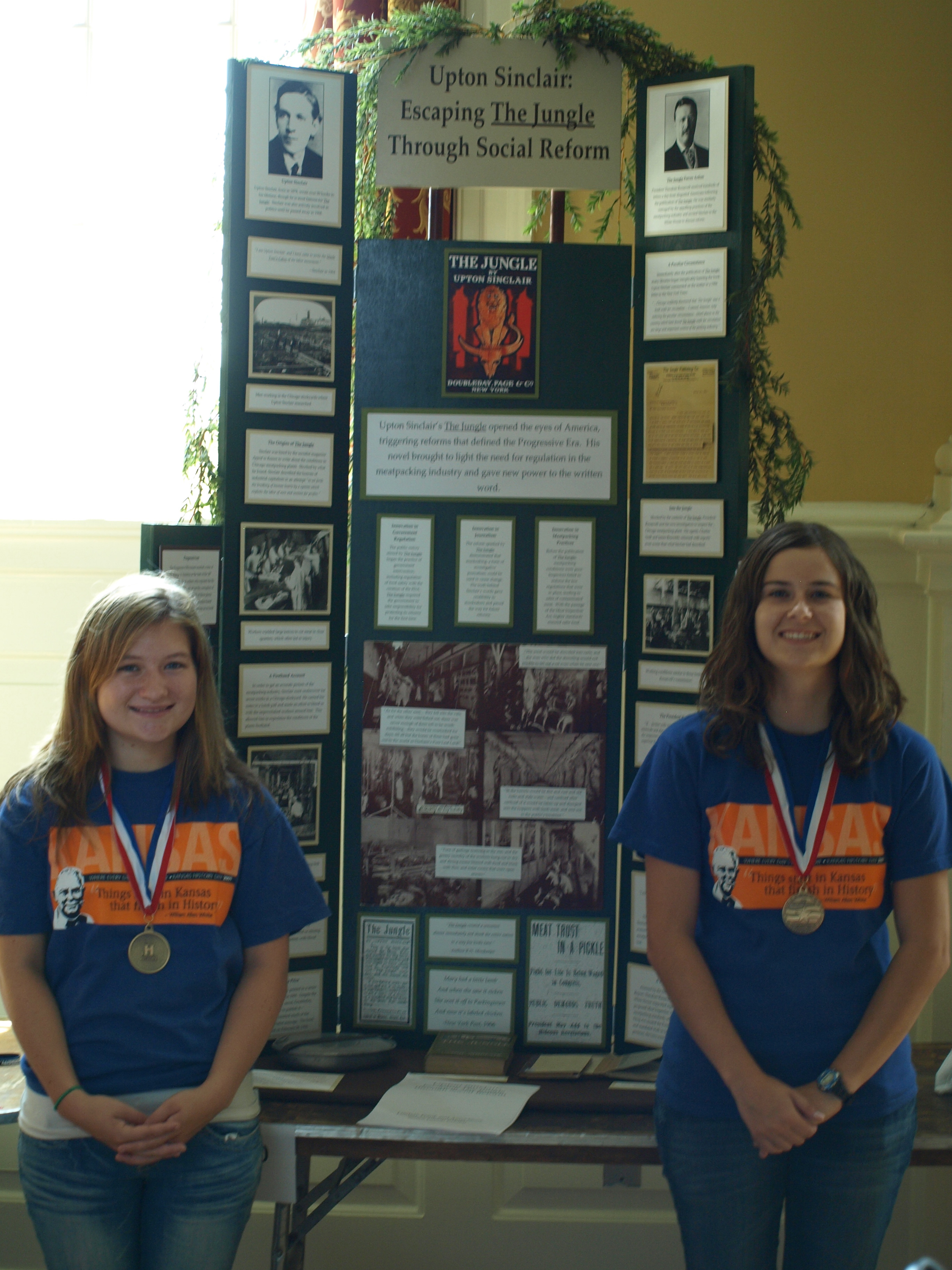 Ottawa High School students win National History Day contest