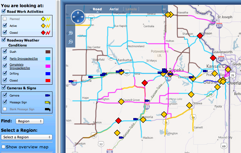 K Dot Road Conditions Map on txdot road conditions, hot road conditions, missouri road conditions, kdot road conditions, modot winter road conditions, sddot road conditions, mndot road conditions, snow road conditions, iowa i-35 road conditions, mn 511 road conditions, odot road conditions, va road conditions, caltrans road conditions, interstate 80 road conditions, ca road conditions, vdot road conditions, washington road conditions, i-80 road conditions, arizona road conditions, cdot road conditions,