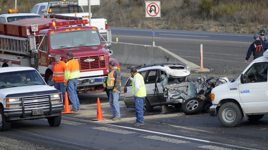 Lawrence man dies in I-70 crash east of Lawrence | News