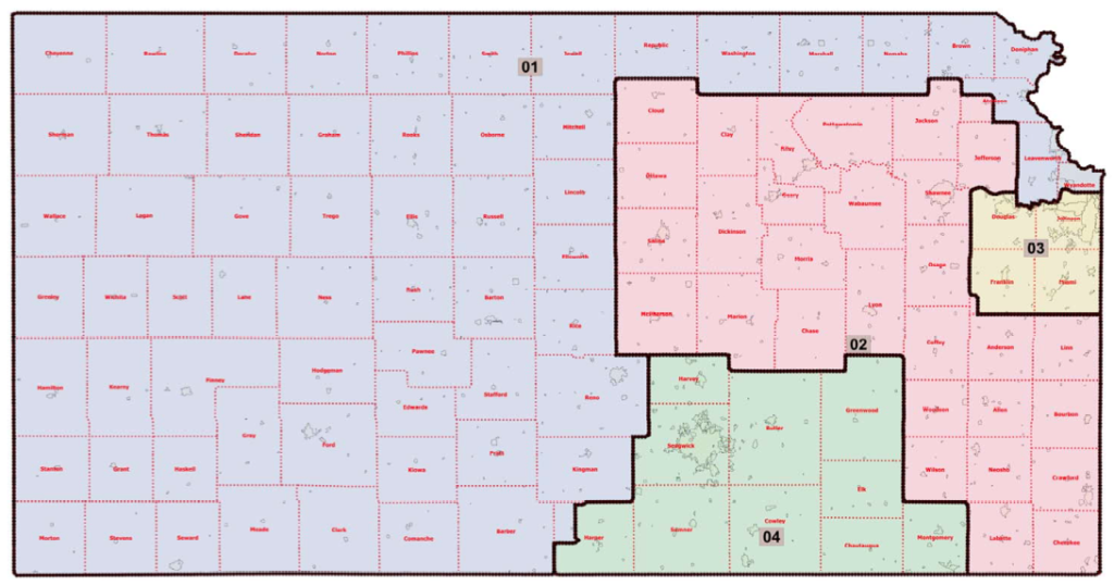 U.S. Rep. Jenkins looking over congressional redistricting ... Map Of Lawrence Ks on lawrence ks tourist attractions, lawrence ks zip code, lawrence ks carpet,