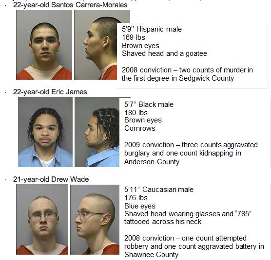 2 fugitives remain at large, 1 in custody in Nebraska | News