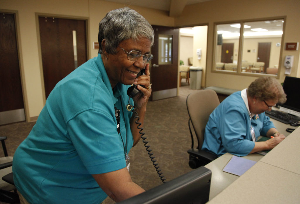Volunteer finds her calling at hospital   News, Sports, Jobs