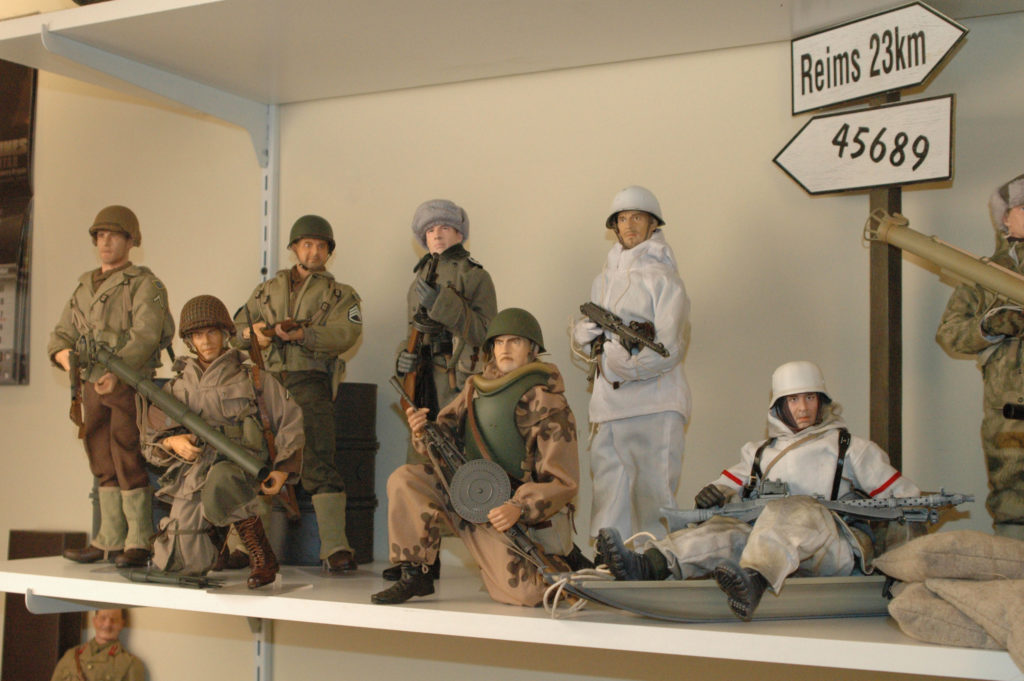 Toy story delves into history of World War I | News, Sports