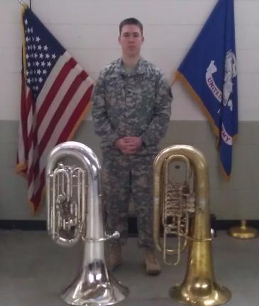 Lawrence musician balances Army, civilian careers   News