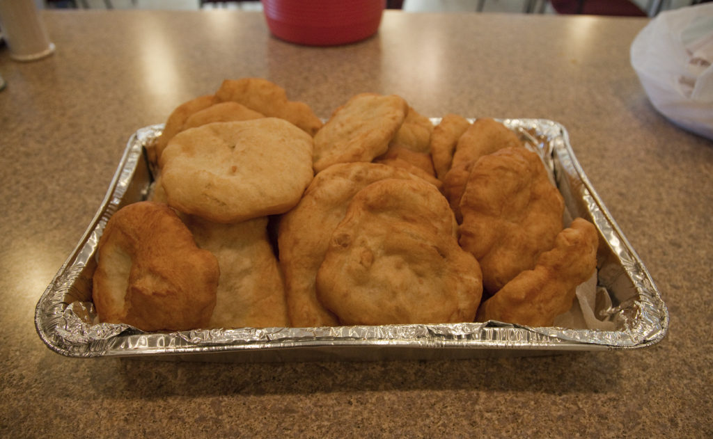 Indian tacos raise money, fill bellies at church's monthly