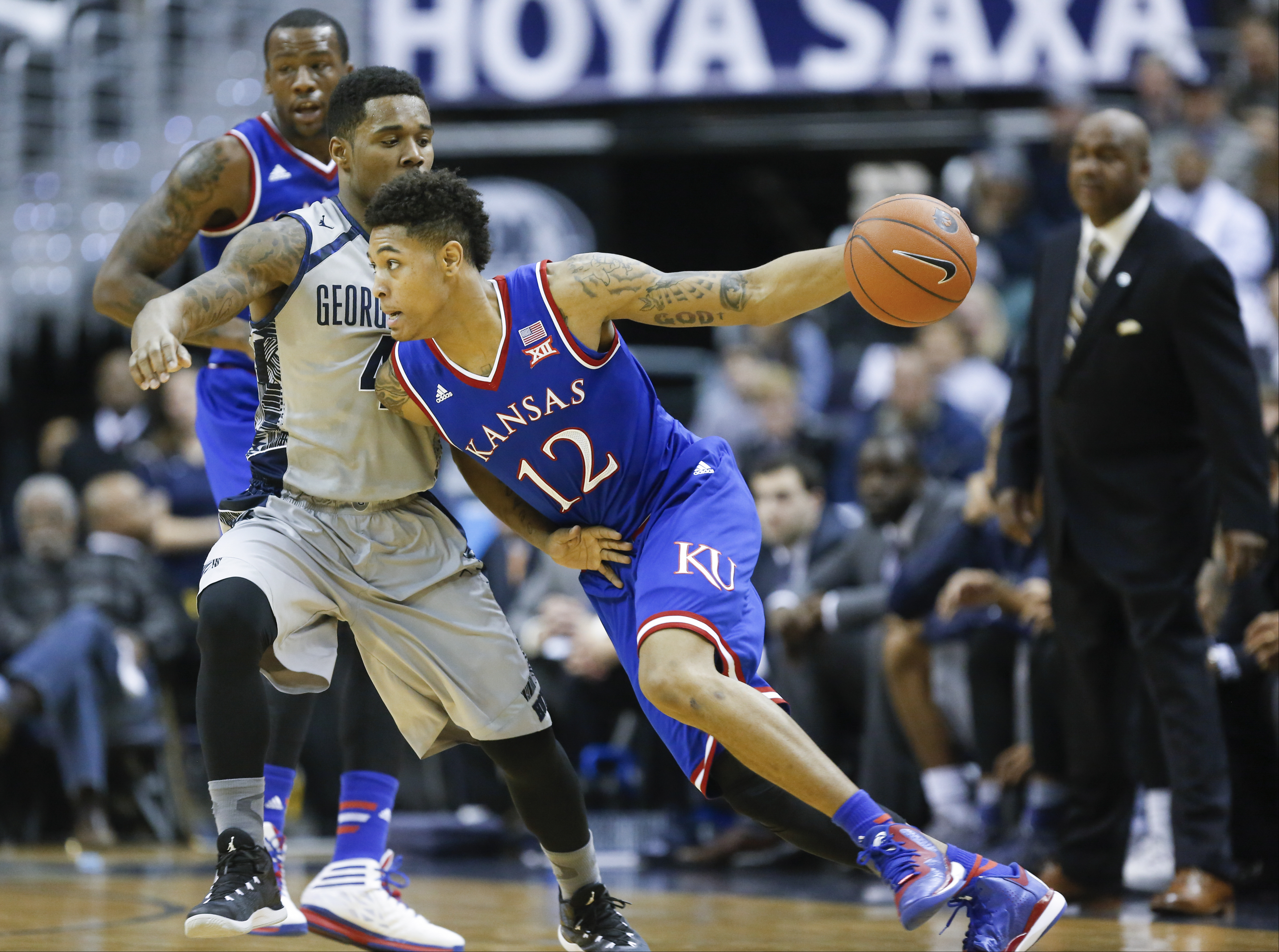 79218cef4df Column: Kelly Oubre Jr. doing little things to grow   News, Sports, Jobs -  Lawrence Journal-World: news, information, headlines and events in  Lawrence, ...