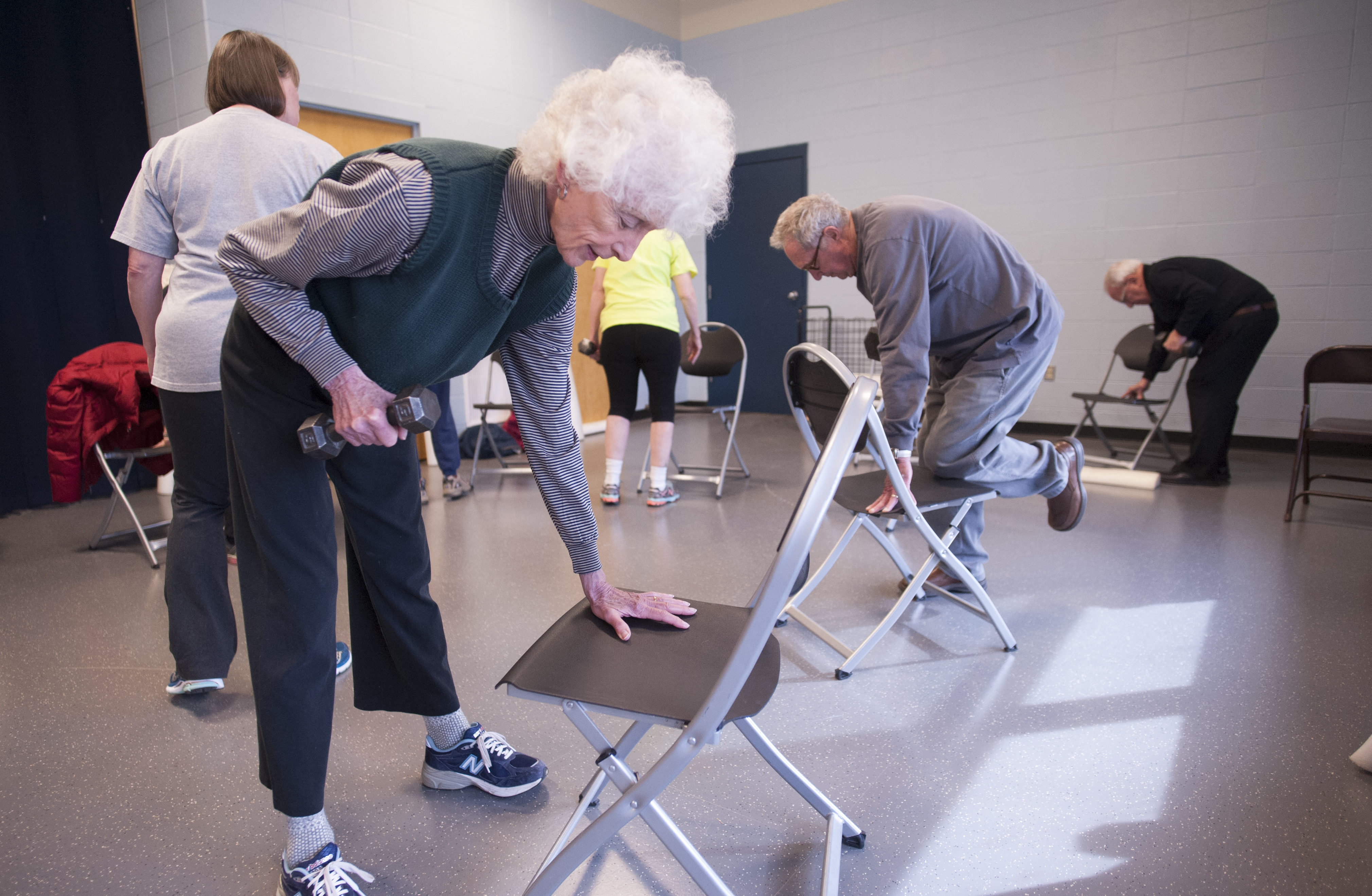 Limitless Fitness Exercise Options For Seniors Aim To Get